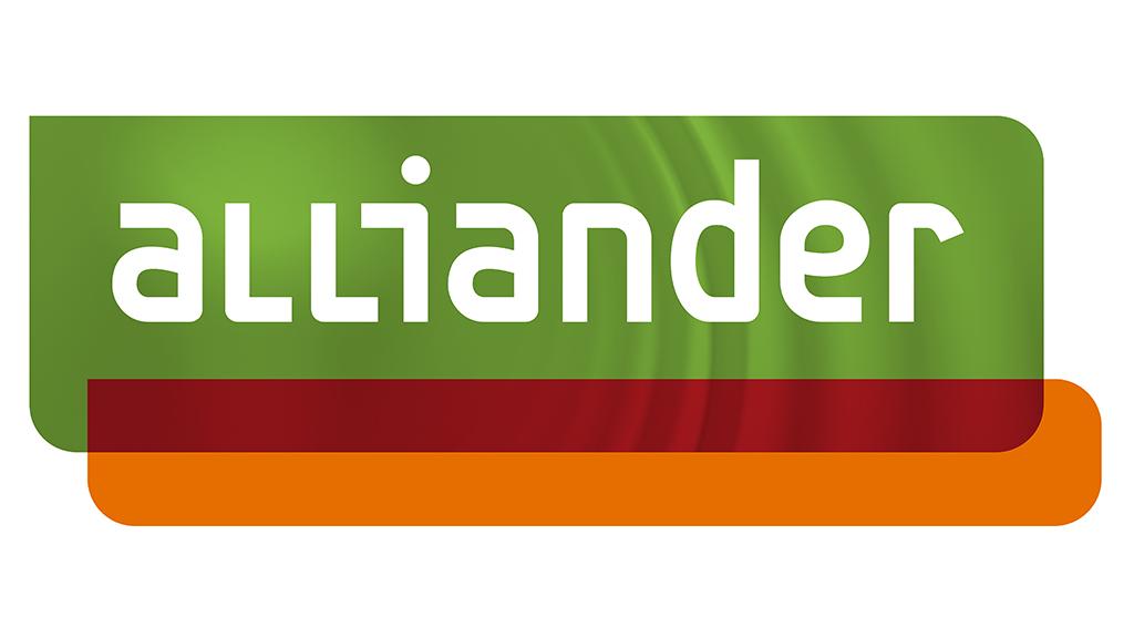 Logo of Alliander