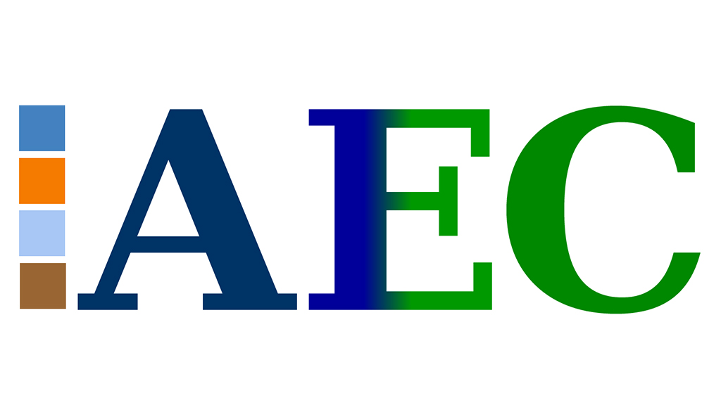 Logo of the Amelander Energie Coöperatie