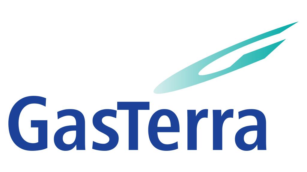 Logo of GasTerra