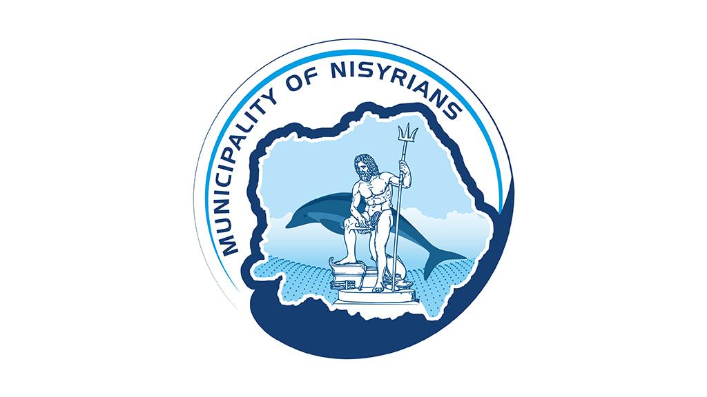 Logo of the Municipality of Nisyrians